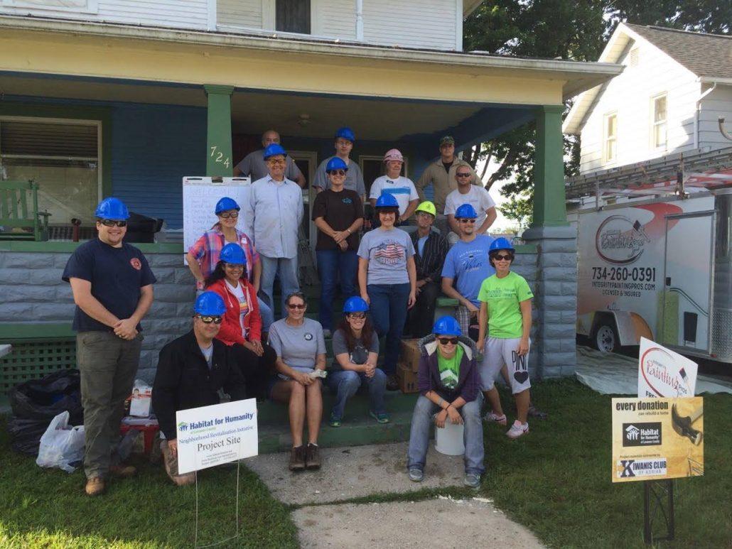 Neighborhood Revitalization Project Site