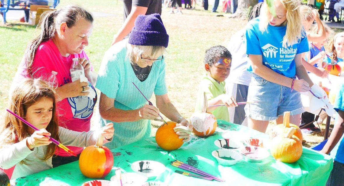 Habitat Community Event