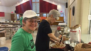 faith and community volunteers