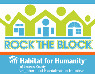 rock the block - Habitat for Humanity Event