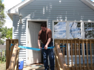Habitat for Humanity Homeowner
